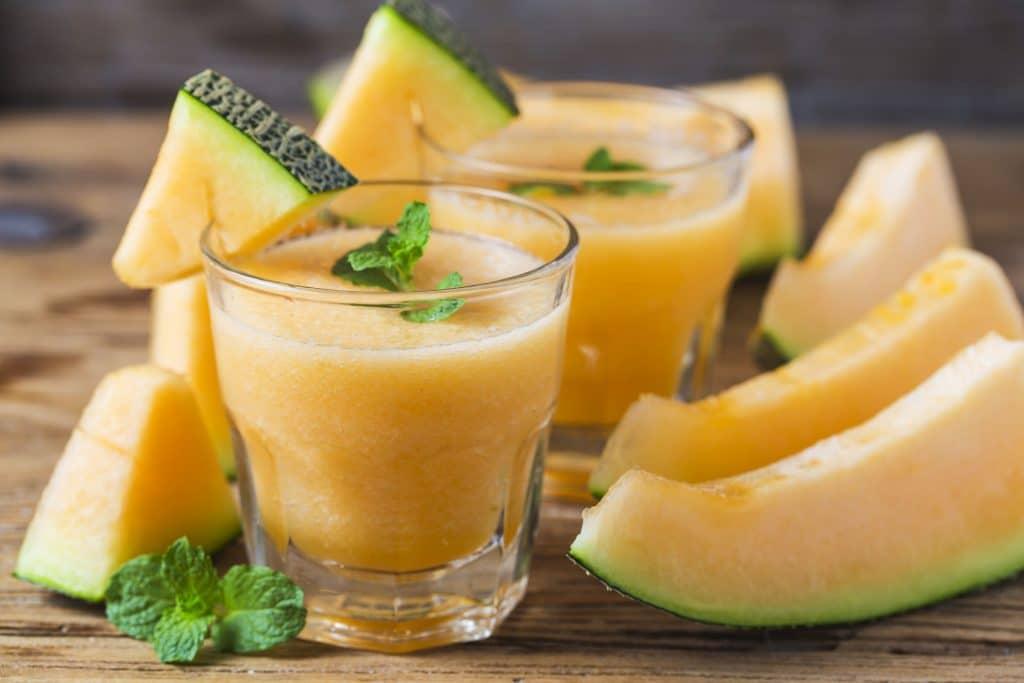 benefícios do melão
