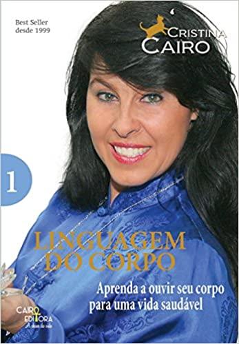Capa do livro de Cristina Cairo