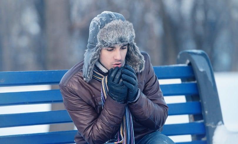 por que nosso rim é afetado pelo frio