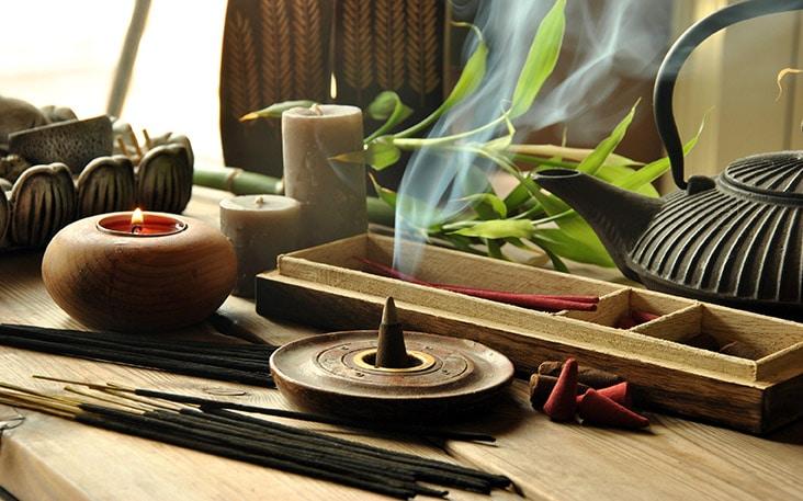 Resultado de imagem para feng shui incensos