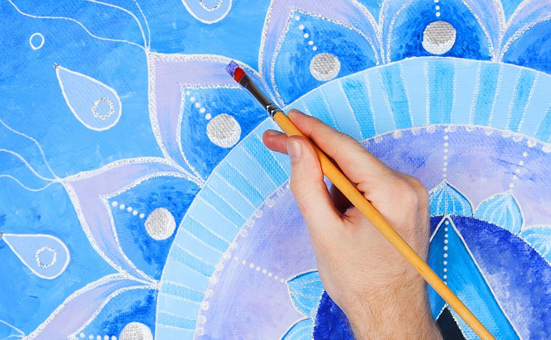 Sonhar Com A Mesma Pessoa Varias Vezes Significado: A Arte Da Mandala E Seus Ensinamentos