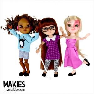 my makies doll