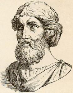 Pitágoras, o pai da matemática