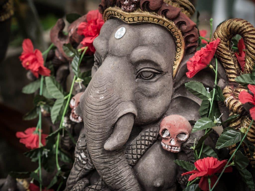 Estatua da Ganesha Maha