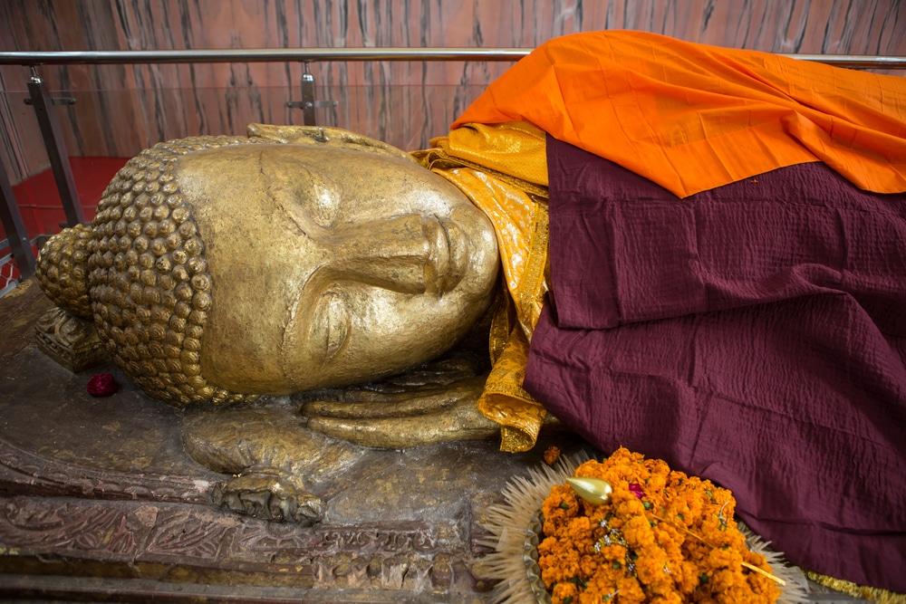 Resultado de imagem para Os melhores locais para uma Peregrinação Budista NA INDIA