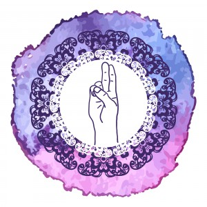 Element yoga mudra hands