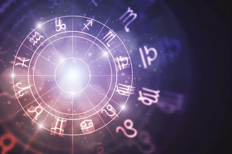 Signos do zodíaco.