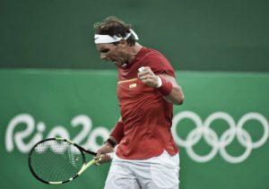Rafael Nadal / Reprodução ITF Tenis Olímpico