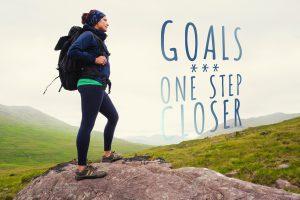 Objetivos: Um passo mais perto!