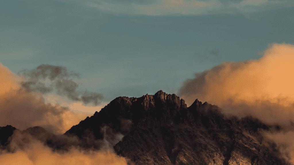 Paisagem de montanha
