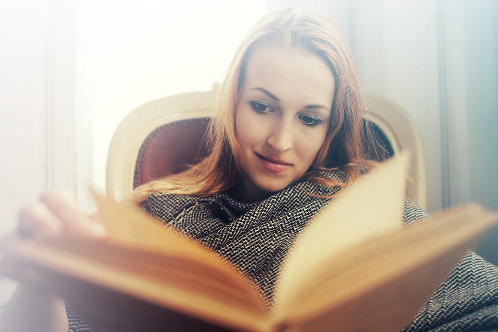 Having fun while reading