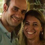 Saulo Luciani e Priscila Gongora