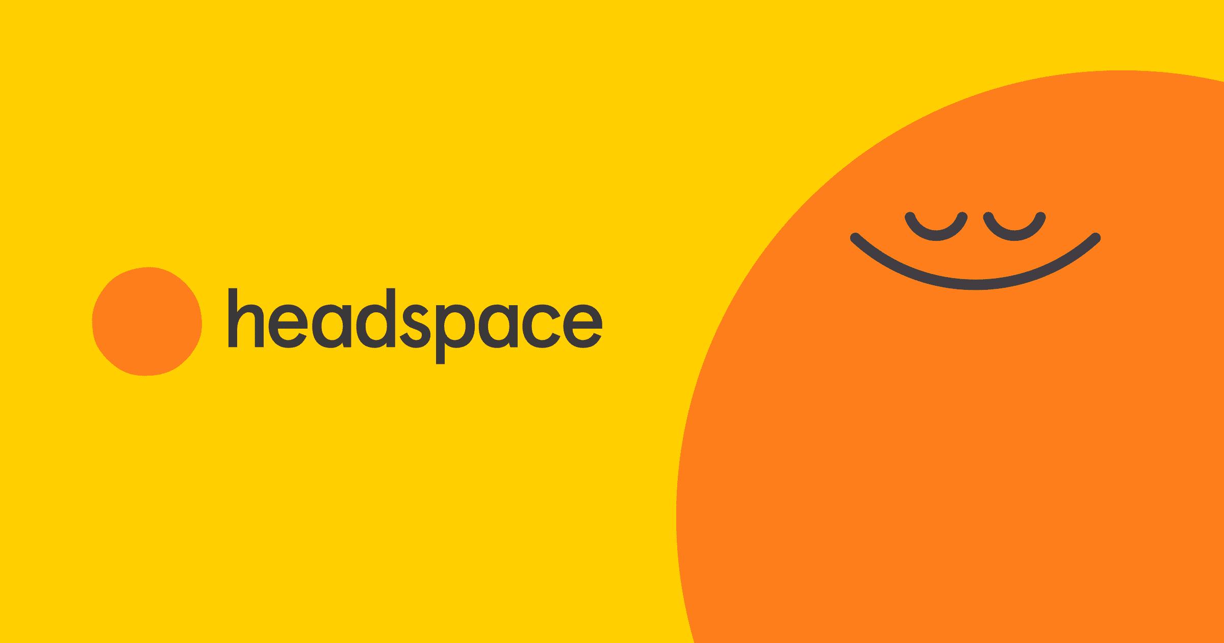 Logotipo do aplicativo Headspace