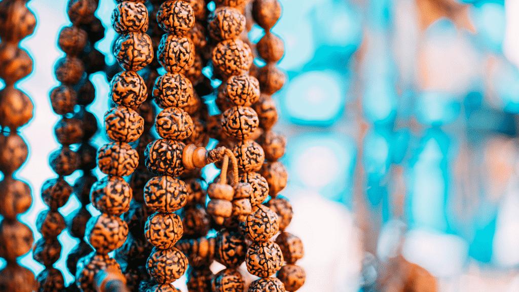 Sementes de Rudraksha