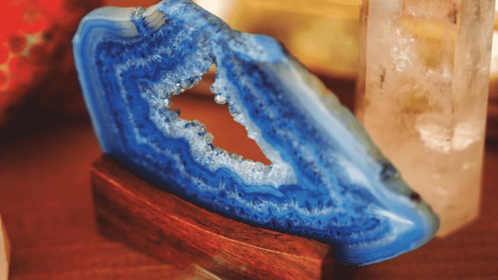 Ágata-azul