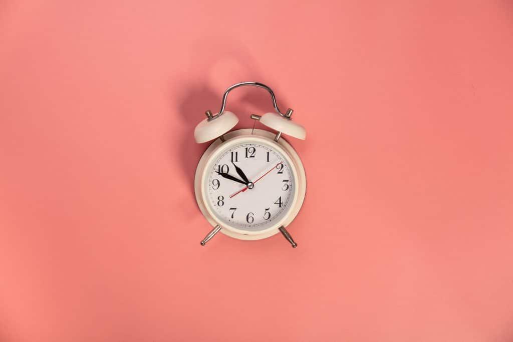 Relógio de despertador