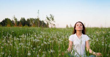 prática de mindfulness