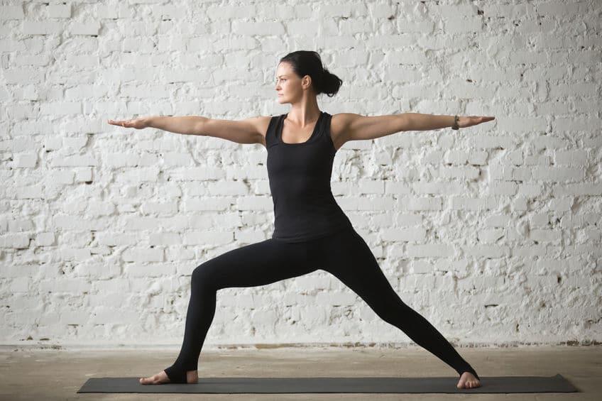 yoga para artrite