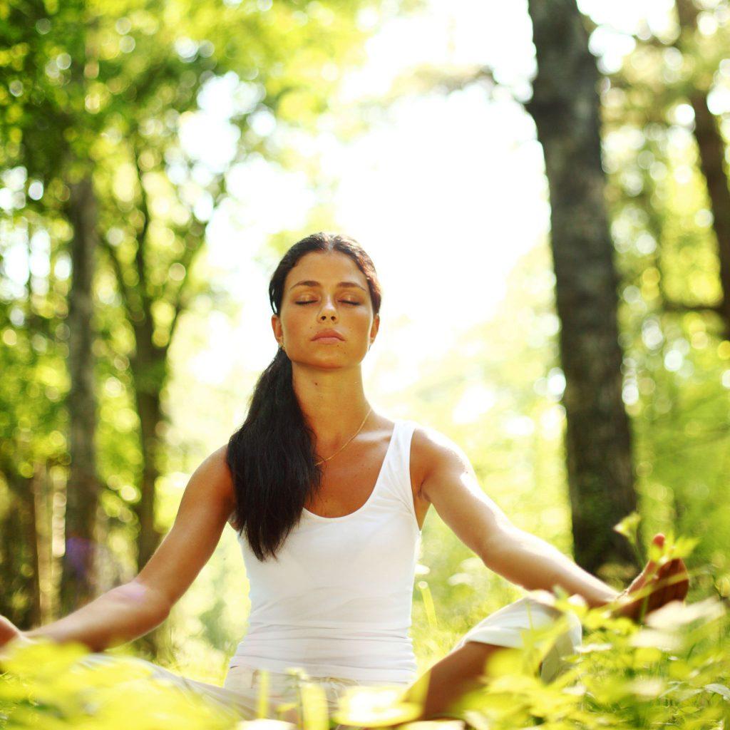 prática de minfulness