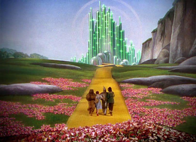 O Caminho Dourado De Oz Parte 4