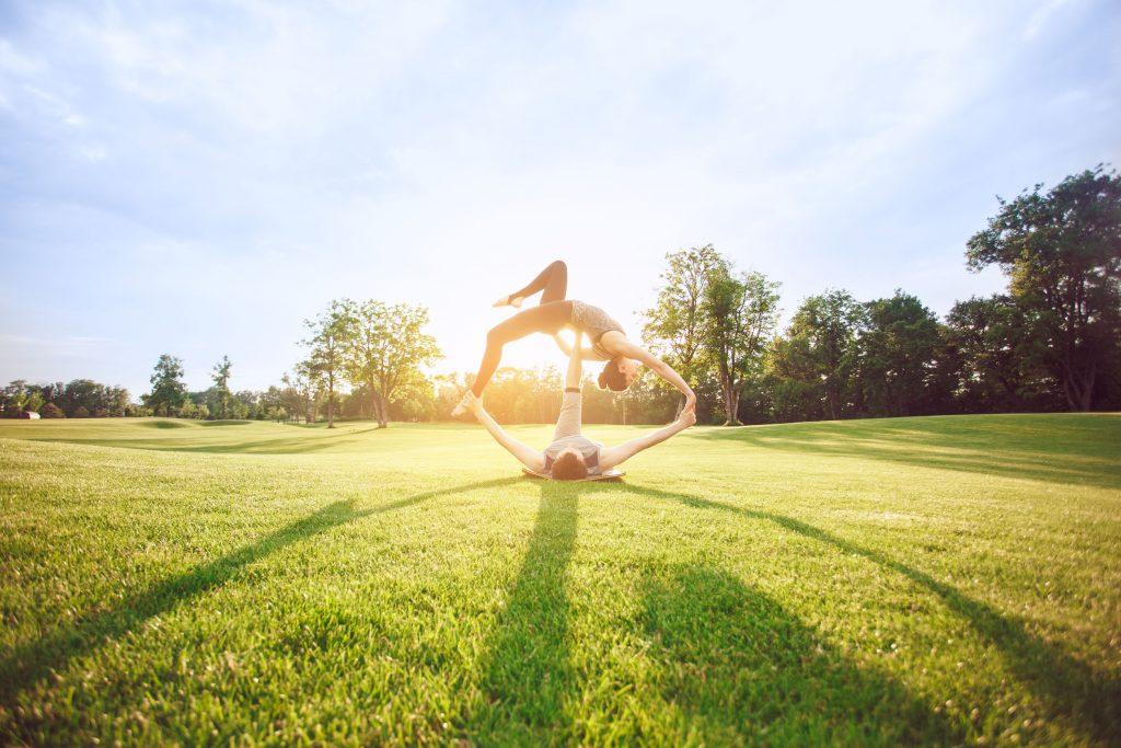 benefícios do yoga