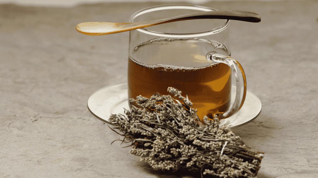 Chá de Artemísia