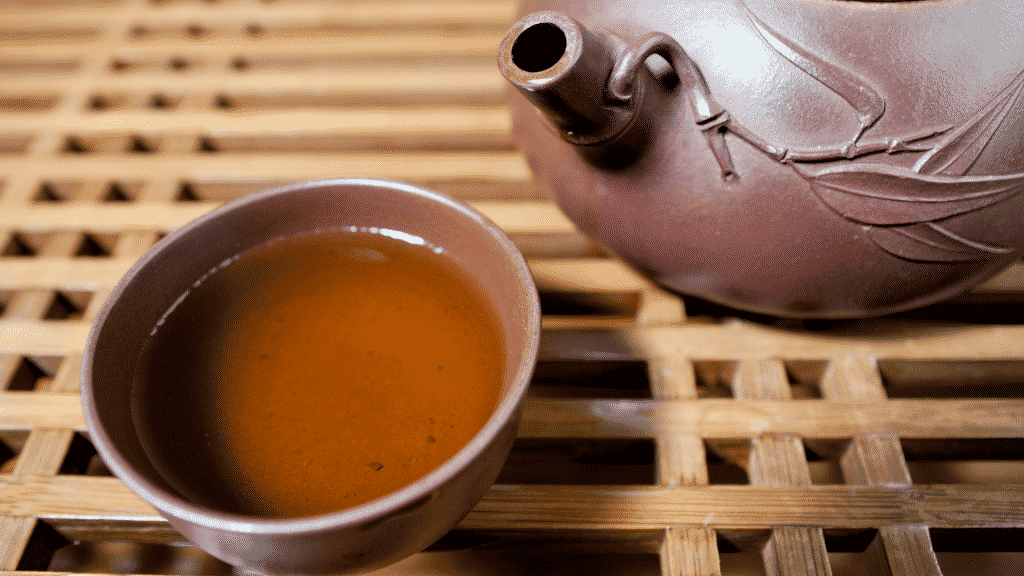 Chá de macela