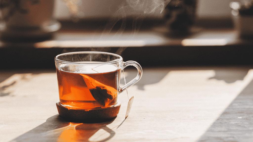 Chá de Erva baleeira