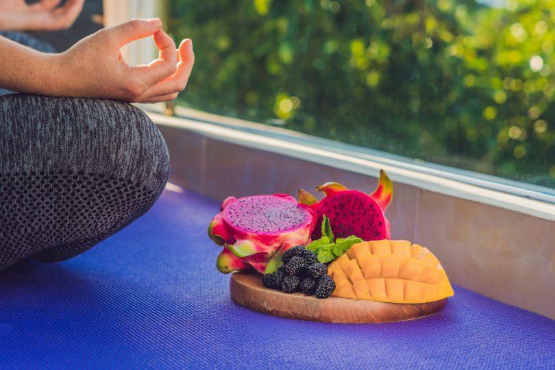Yoga e veganismo