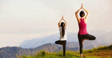 Acro Yoga e Mindfulness