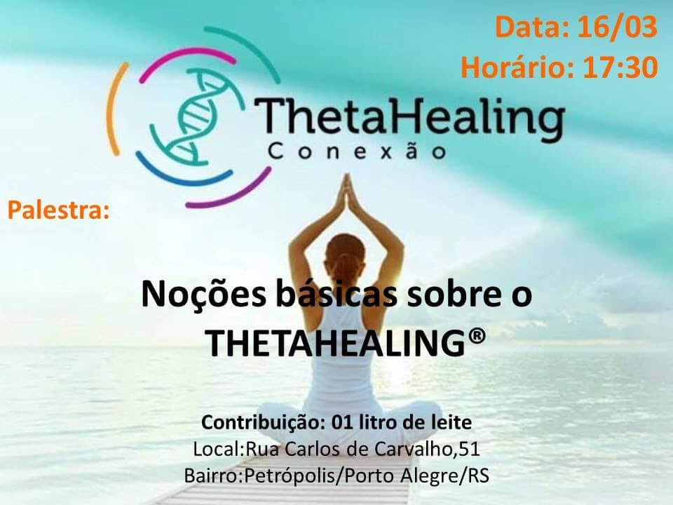 Palestra thetahealing