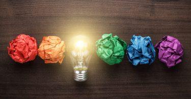 De onde vem as ideias?