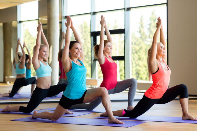 Yoga na educação
