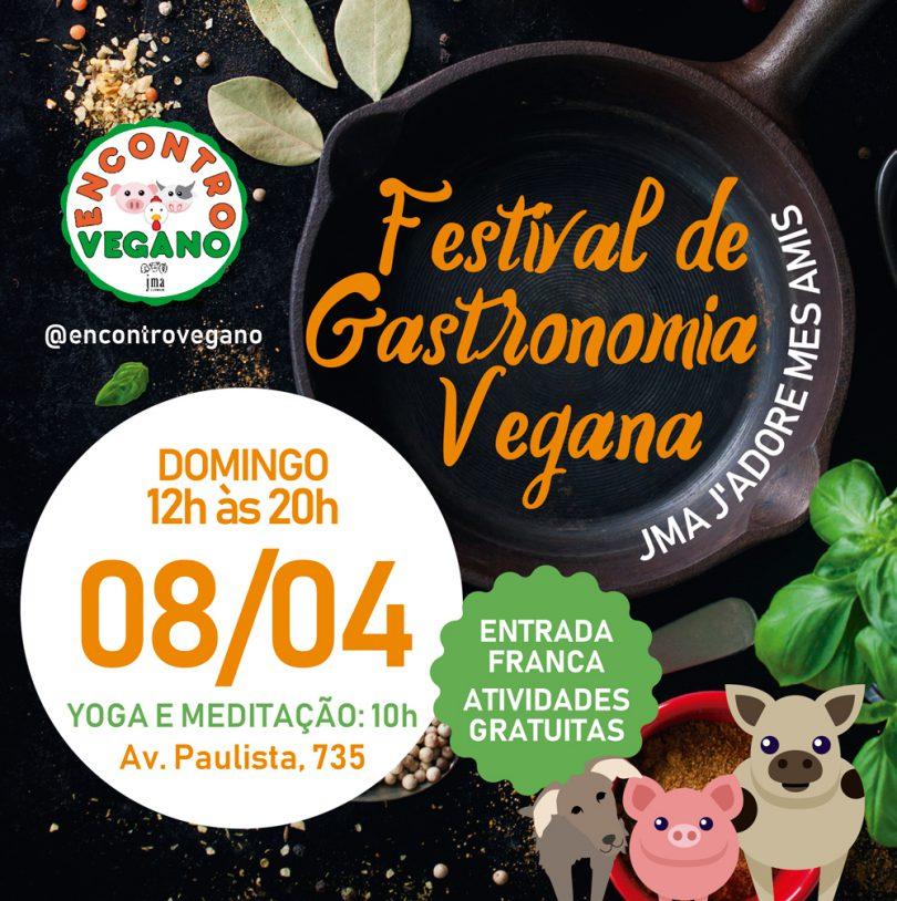 Festival de Gastronomia Vegana