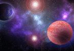 Planetas em órbita