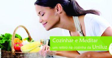Cozinhar e Meditar