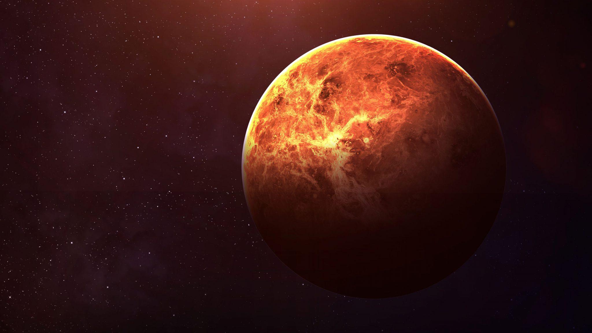 Planeta Vênus.