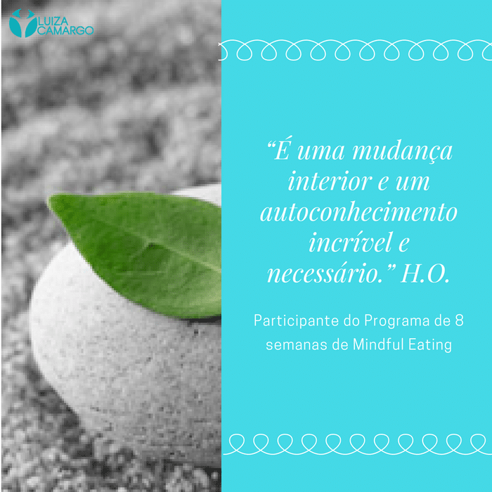 Programa de Mindful Eating