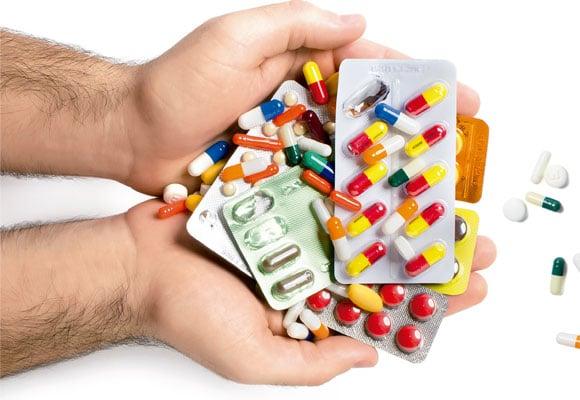 Remédios.