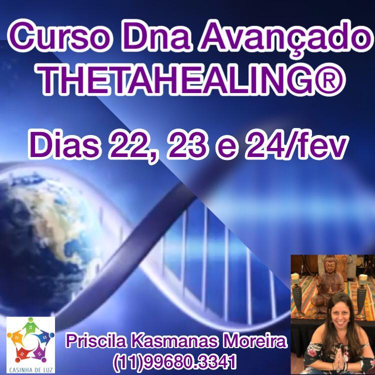 Banner com informações sobre o Curso DNA Avançado