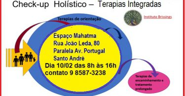 Terapia Holística - Check-up