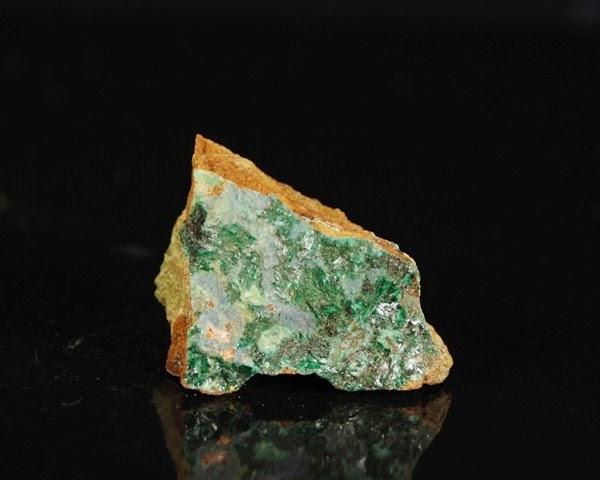 Foto da pedra Atacamita