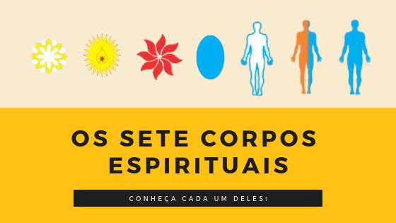 Os sete corpos espirituais
