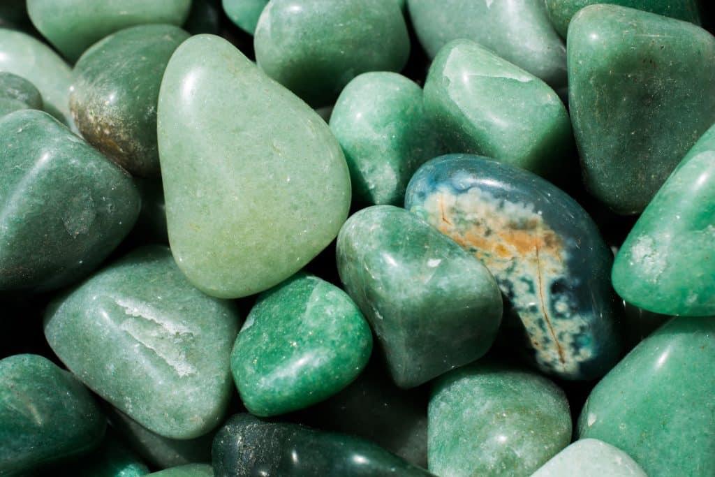 Pedras Aventurina Verde