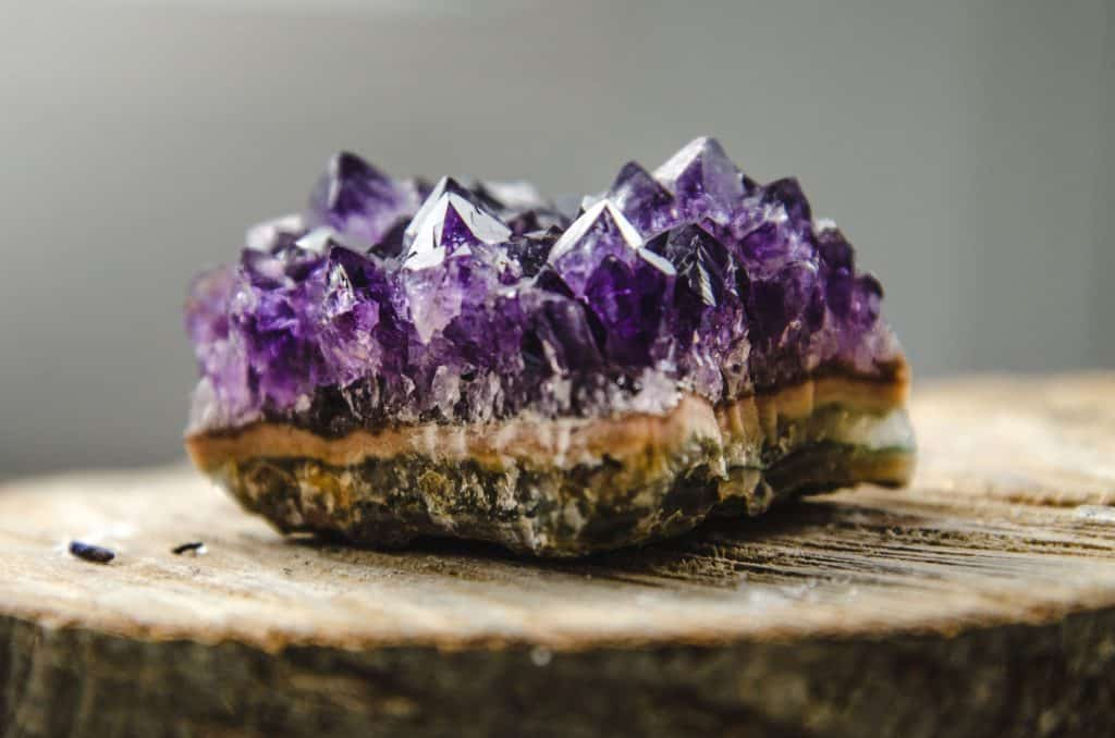 Pedra Ametista