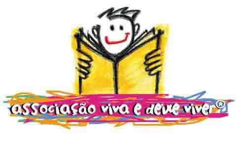 Logo da Associação Viva e Deixe Viver