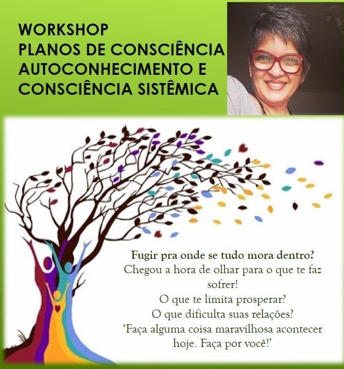 Workshop Planos de Consciência