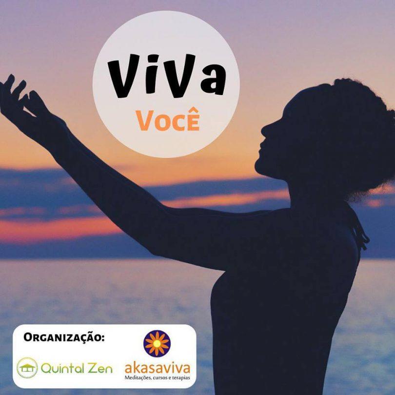 Banner do evento ViVa Você.