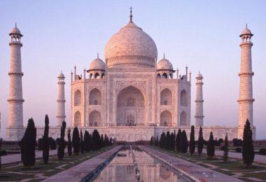 Taj Mahal, maior símbolo indiano