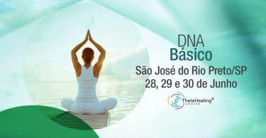 Banner DNA Básico em São José do Rio Preto em Junho.
